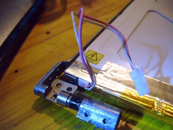 Conector de lámpara