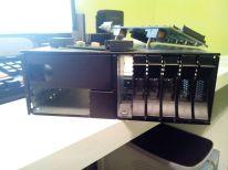 Parte de la caja IBM, esto lo utilizaré para la nueva caja. Será donde coloque los discos duros.